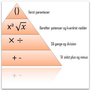matematik 9 klasse formelsamling
