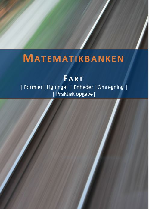 Fart og hastighed